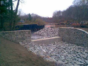Riprap Channel